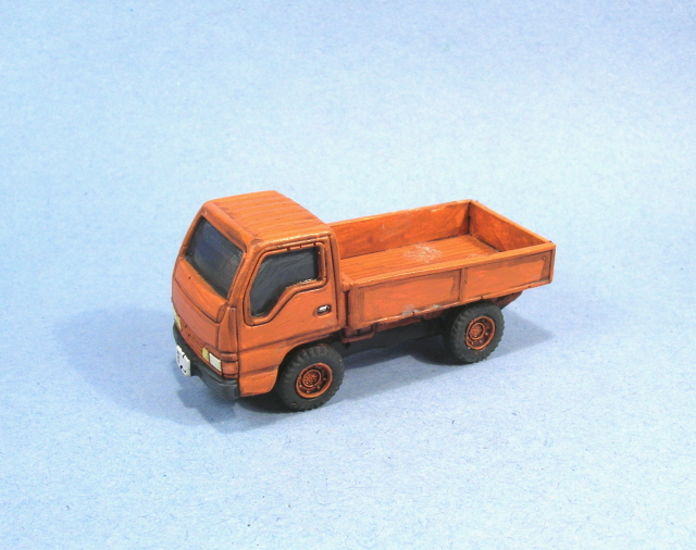 1/72 Isuzu Light truck (HD7)