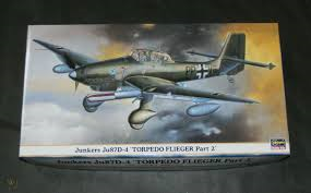 1/48 Junkers Ju87D-4 `TORPEDO FLIGER Part 2'