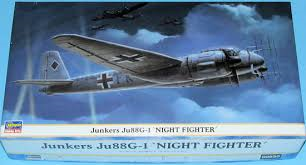 1/72 JU-88 G1 Night Fighter