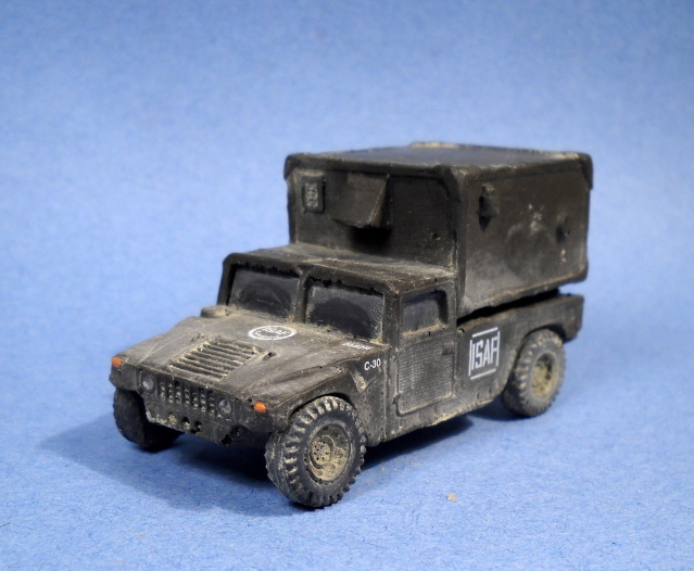 1/72 HMMWV M1042 S-250 Shelter Carrier (HD 29)