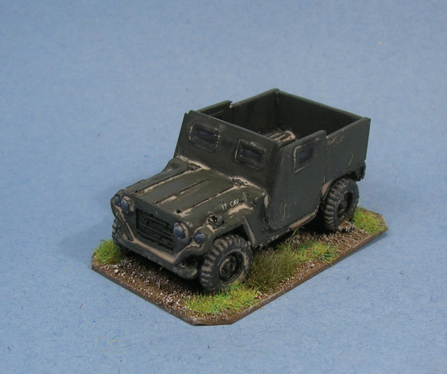 1/72 Armoured M151 mutt (HD5)