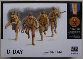 "1/35 ""D-Day"", 6th June 1944 Omaha beach"