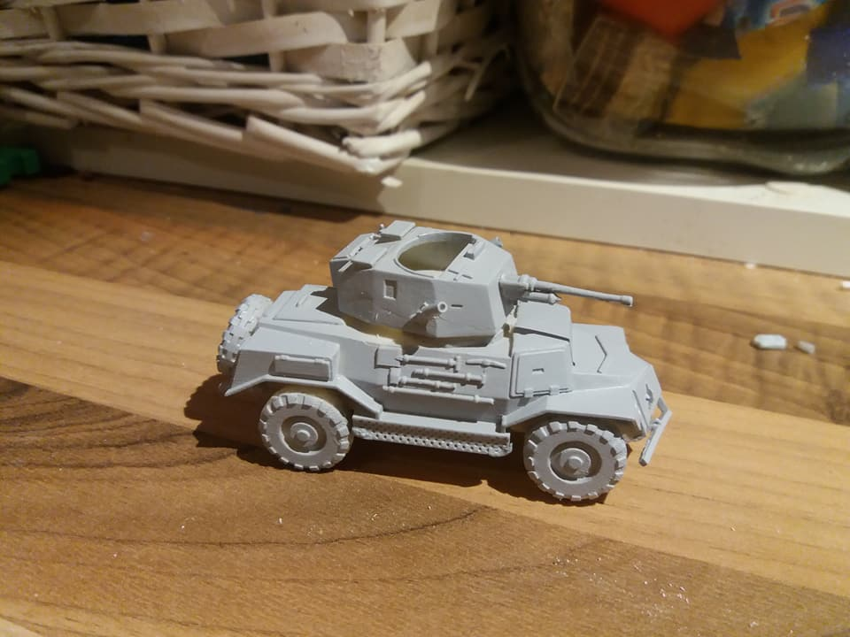 1/72 Marmon Herrington MK IV (HD 108)