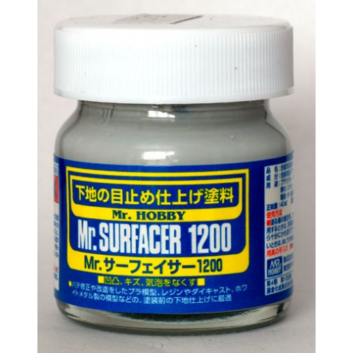 Mr Surfacer 1200