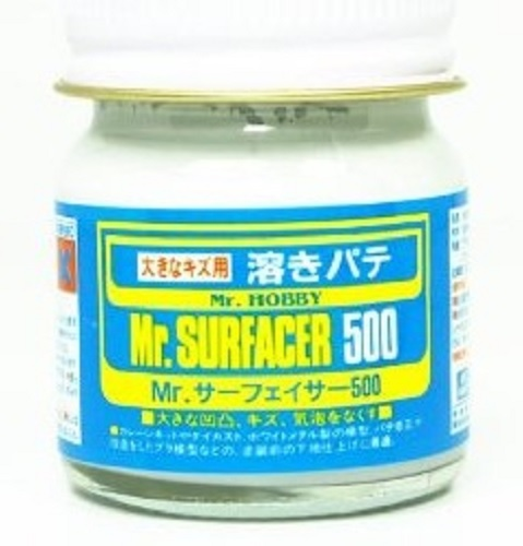 Mr. Hobby Mr. Surfacer 500 Bottle 40ml