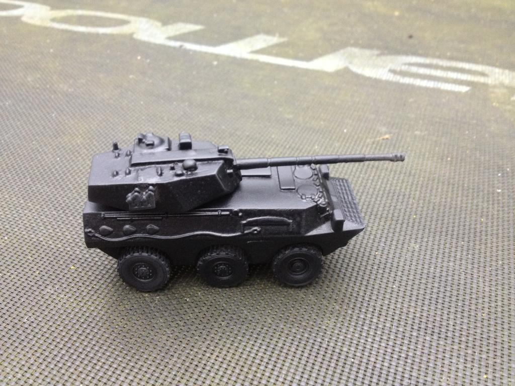 1/72 PL02 tank destroyer (HD66)