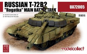Russian T-72B2 Rogatka Main Battle Tank UA72005