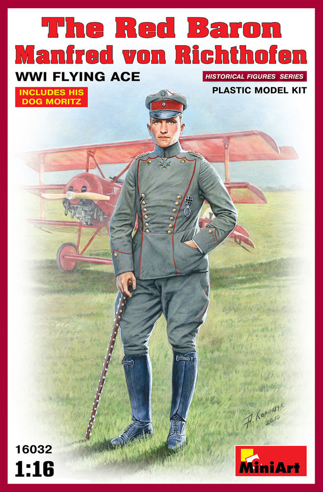 1/16 The Red Baron