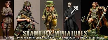 Shamrock Miniatures