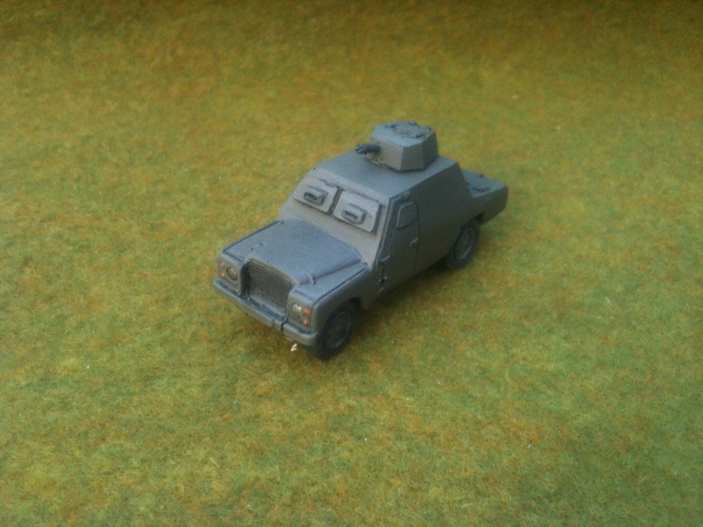 1/72 Shorland armoured car (HD 34)