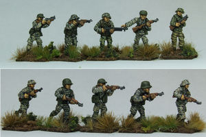Mike Force Squad Vietnam