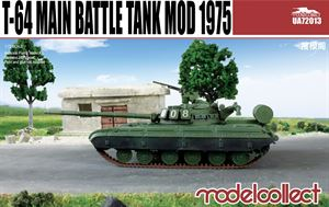 1/72 Modelcollect  T-64 main battle tank model 1975 UA72013