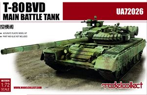 T-80BVD Main Battle Tank UA72026