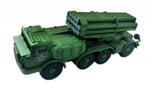 1/72 BM-27 Uragan Rocket Launcher