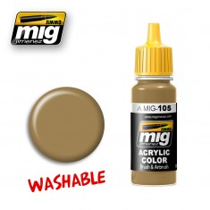A.MIG-105 WASHABLE DUST (RAL 8000)