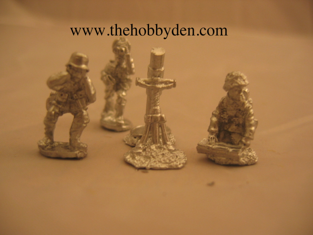 120mm mortar & crew  18